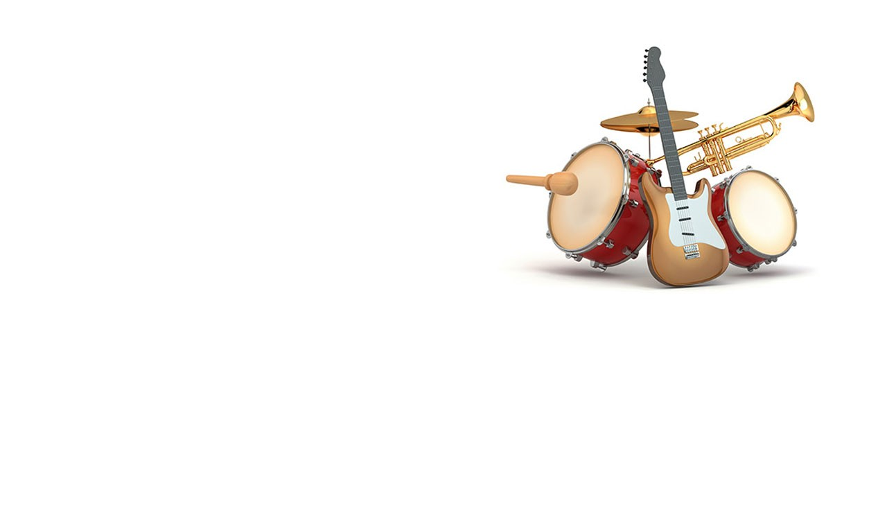 Music Instruments We provide all kind of instruments